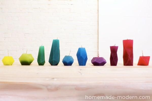 HomeMade Modern DIY Bloktagons