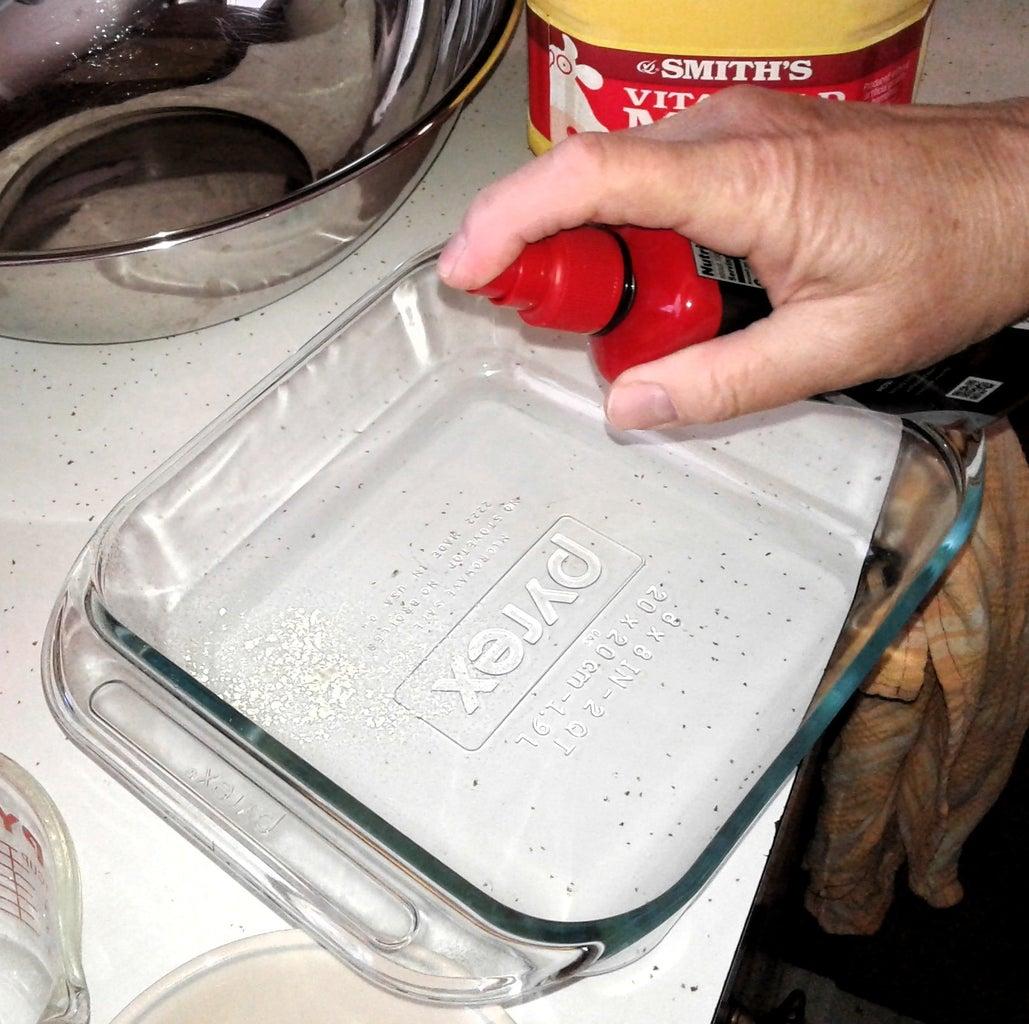 Preparing to Measure & Bake
