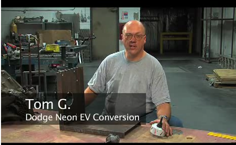 Electric Car Conversion 101 video 005
