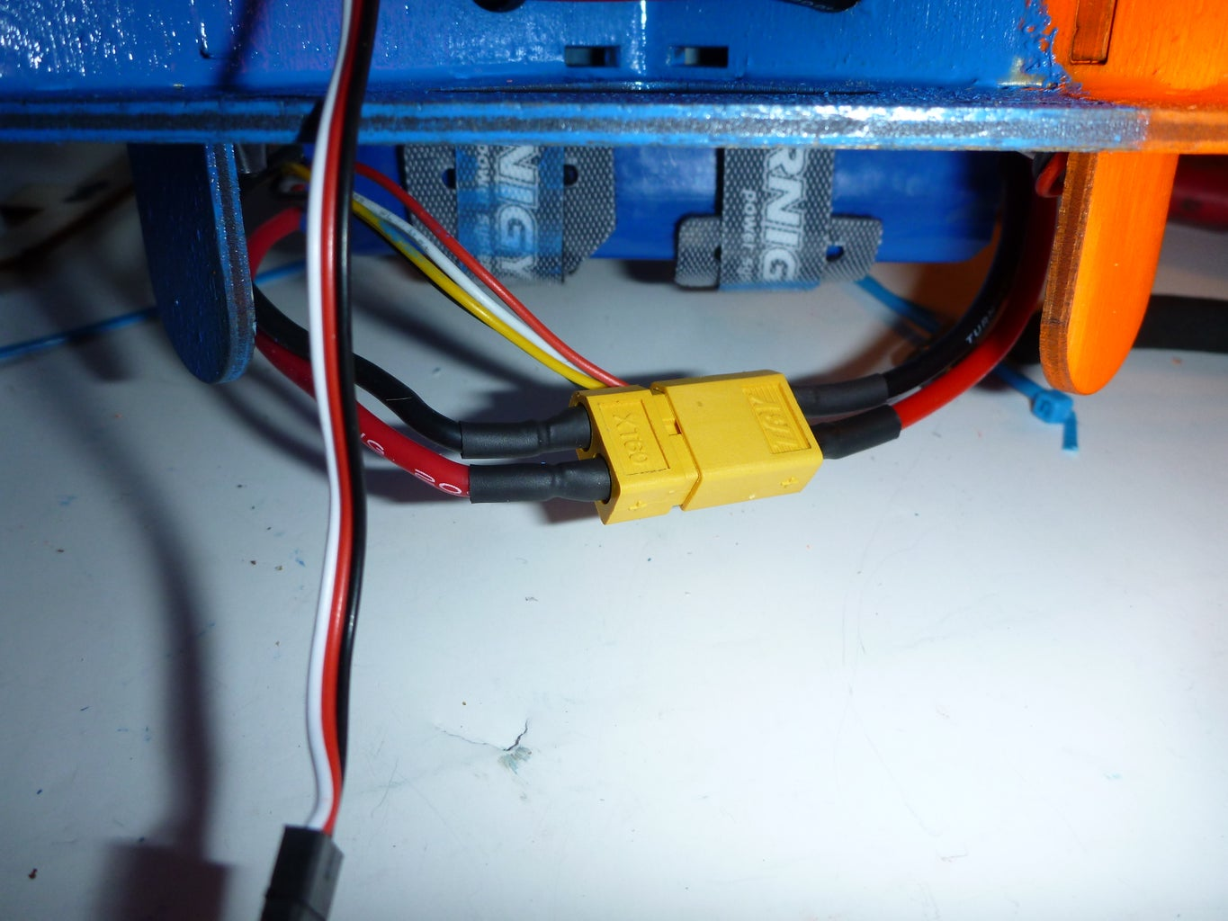 Speed Controller and Motor Installation and Setup (cont.)