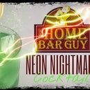 HOW TO MAKE A NEON NIGHTMARE COCKTAIL