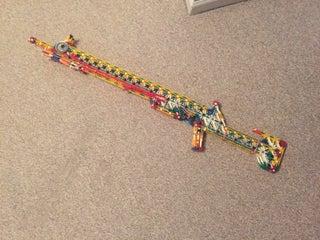 Knex Gun: LR2 (Updated)