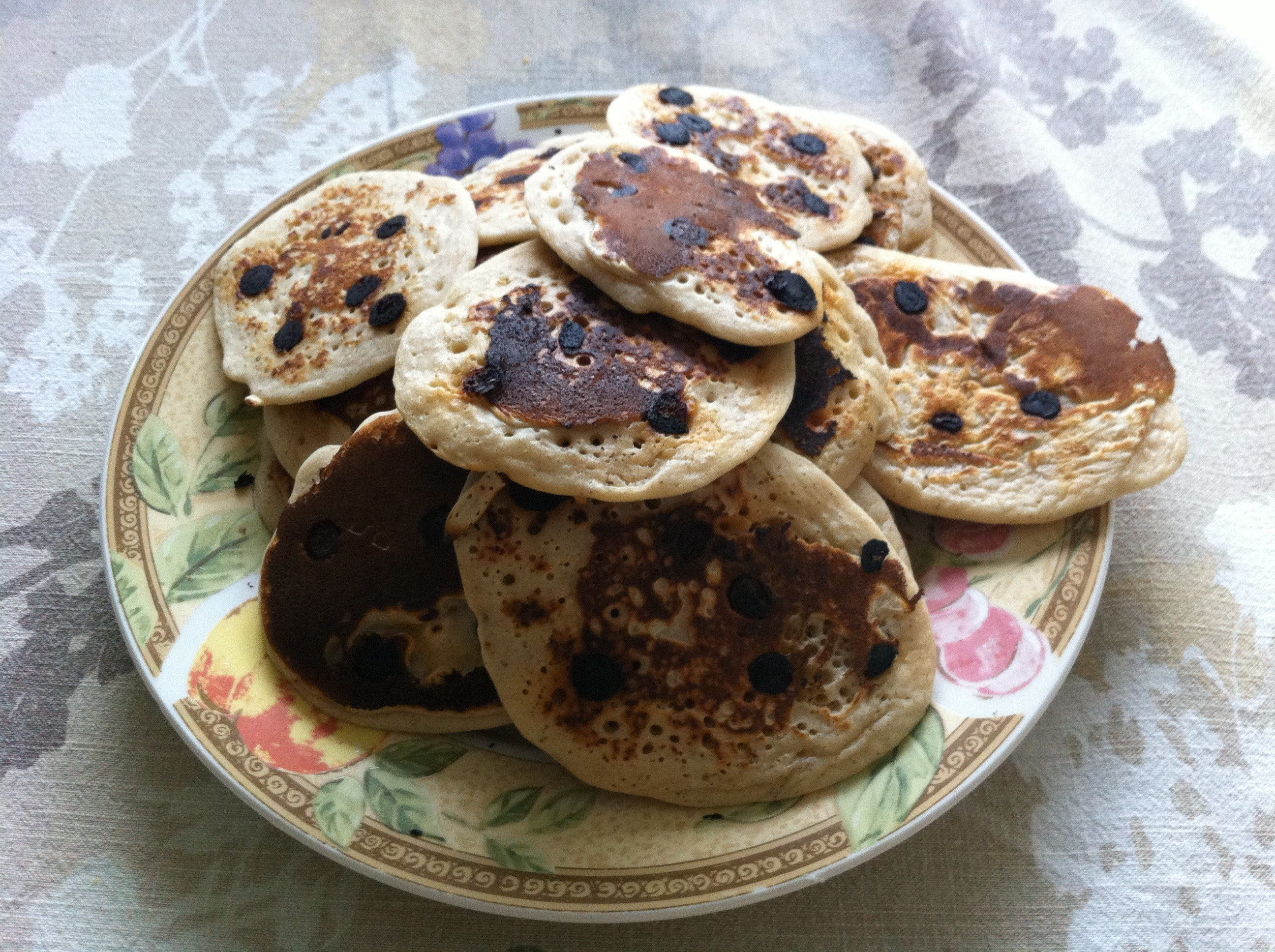 Awesome Eggless Pancakes