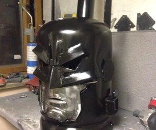 Batman Log Burner