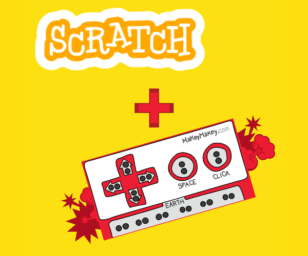 Getting Started With Scratch and Makey Makey