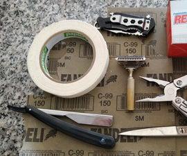 用于宝石的半de刀片适配器
