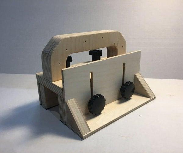 DIY Woodworking Push Block