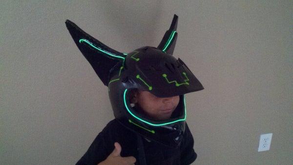 "Ratchet ""Hyperflux Armor"" Costume Part 1: Helmet"