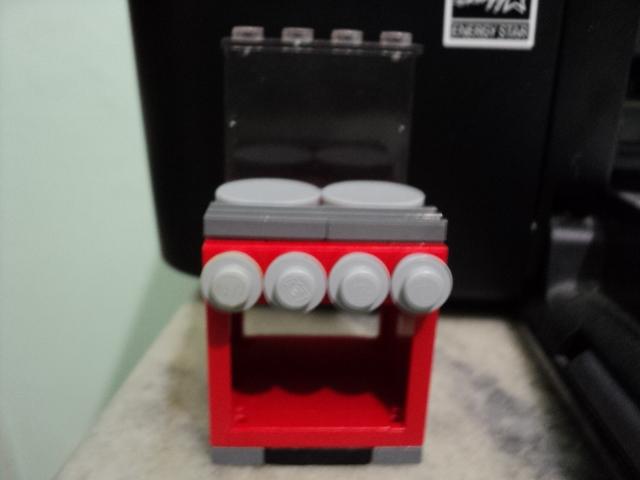 Stove LEGO