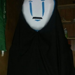 No Face From Spirited Away Costume