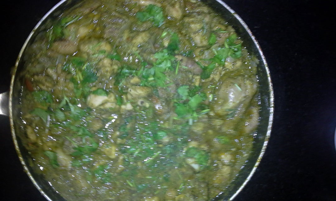South Indian Chicken Fry