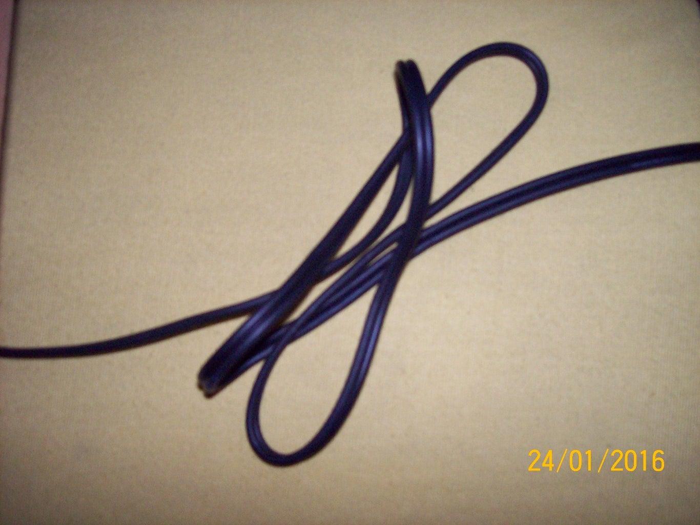 """HACK #7 """"Cable Tie"""""""
