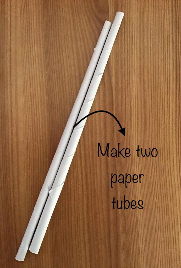 Vertical Paper Tubes