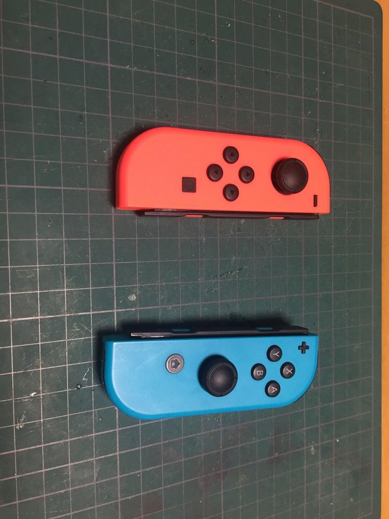 Nintendo Joycon Drift Fix (Not Software Related)