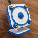 An (almost) Entirely 3D Printed Speaker