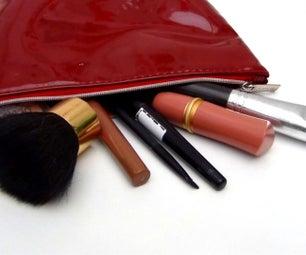 Unusual Use for a Lipstick