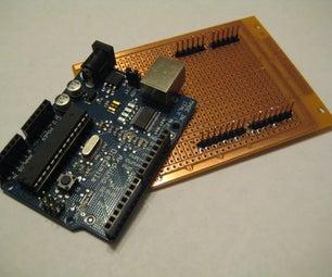 "Arduino ProtoShield From ""Household"" Items (<5$)"