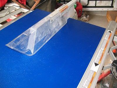 Installing the Plastic Skin