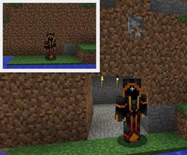 Super Secret Door in Minecraft