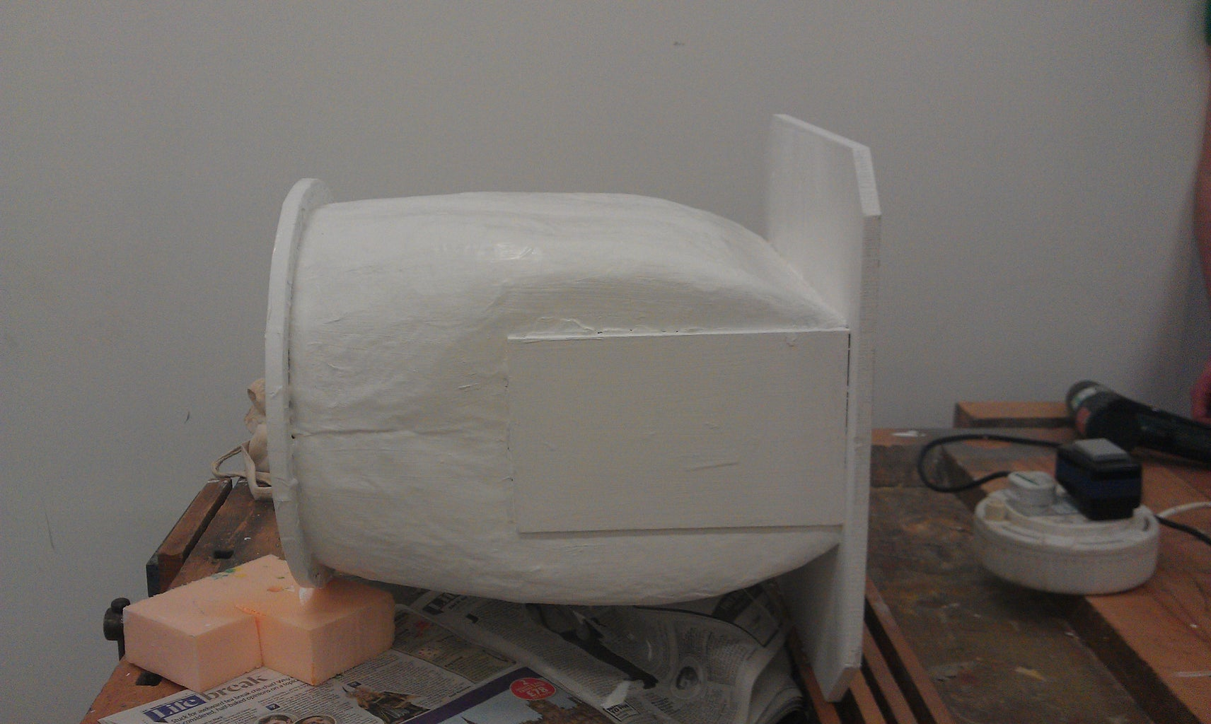 Making the Duct