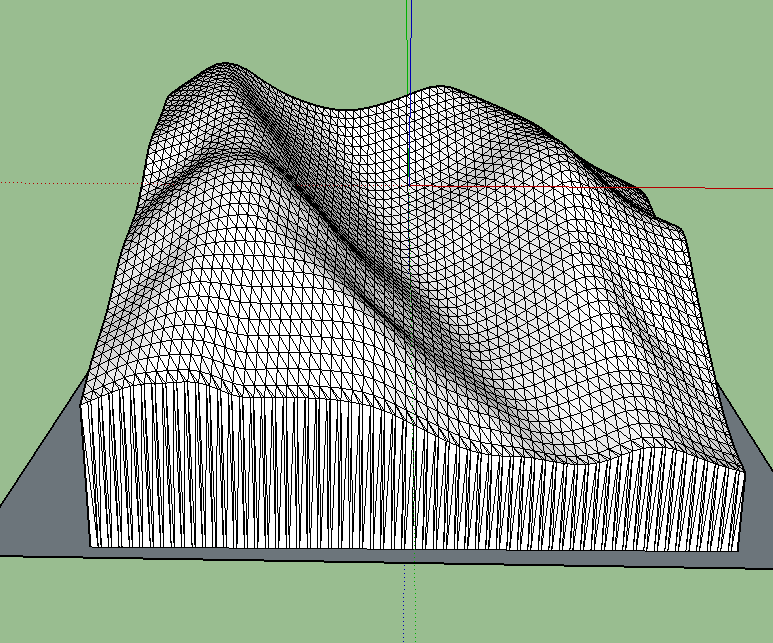 CNC or 3D Print a Topographical Map