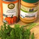 Prismo's Peanut Pumpkin Parsley Treats
