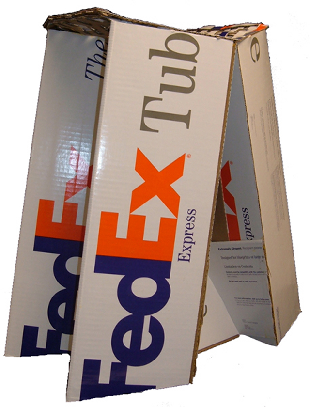 FedEx Stool