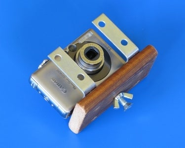 Assemble the Camera Mount