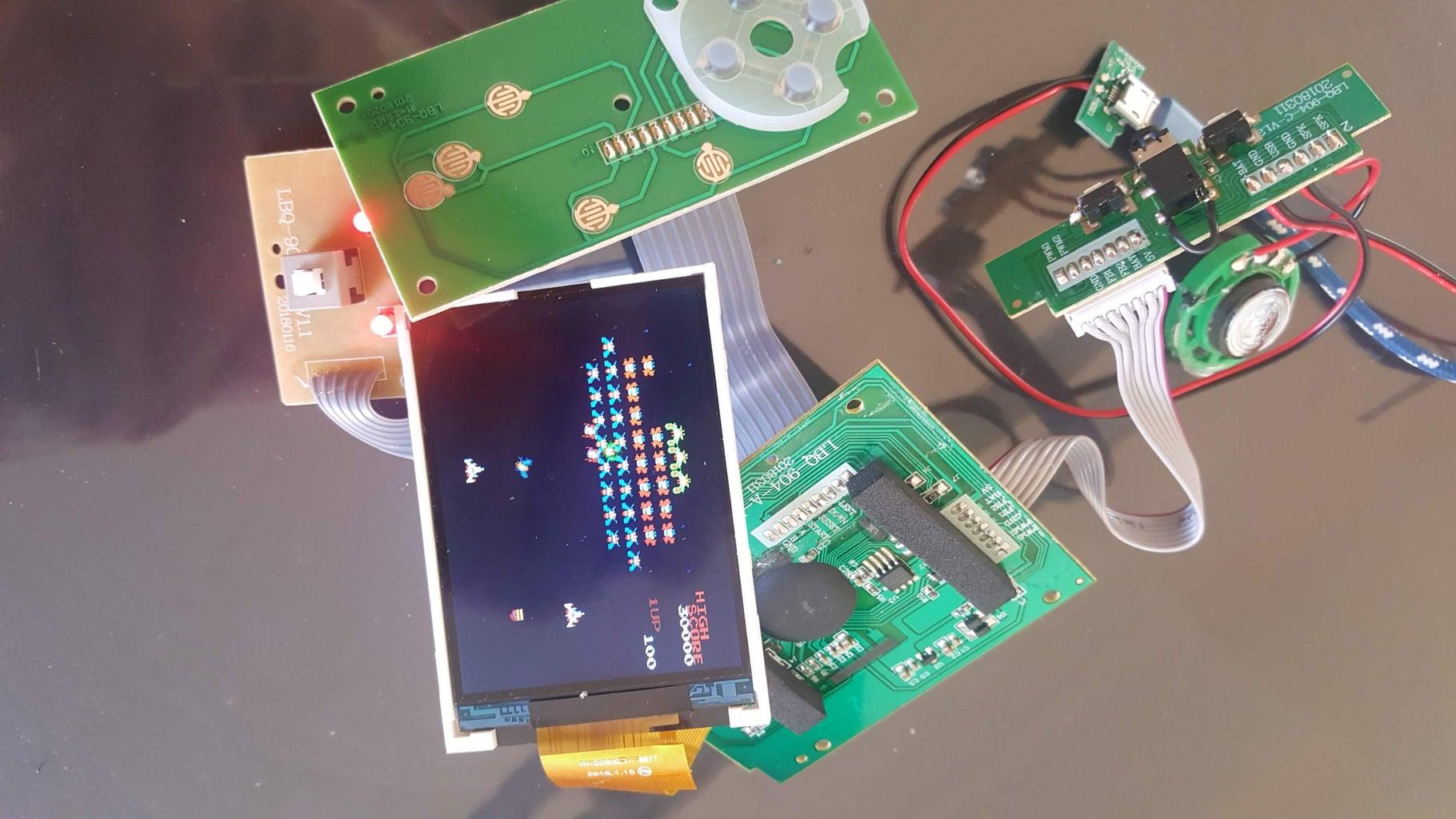 Remove the Main Circuitboard
