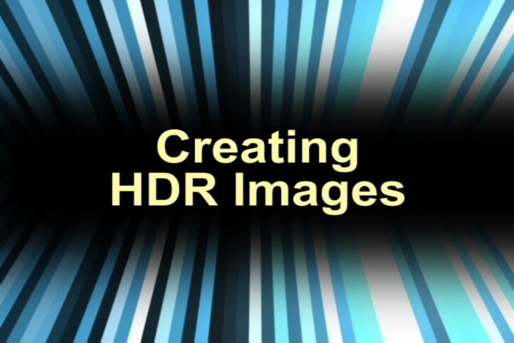 Photoshop Tutorial: Creating HDR Images