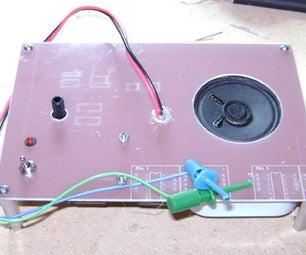 Bench Test Amplifier