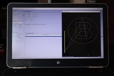 CNC Graphics Tablet V2