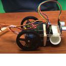 Walter the Microbot Bot Basic Movement