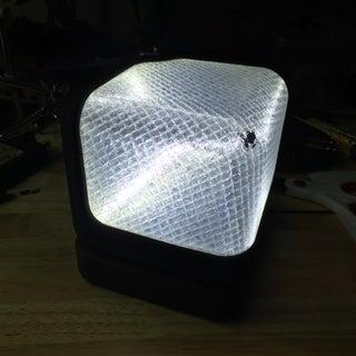 3D Printed Wireless Lantern