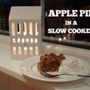 Apple Pie in a Slow Cooker