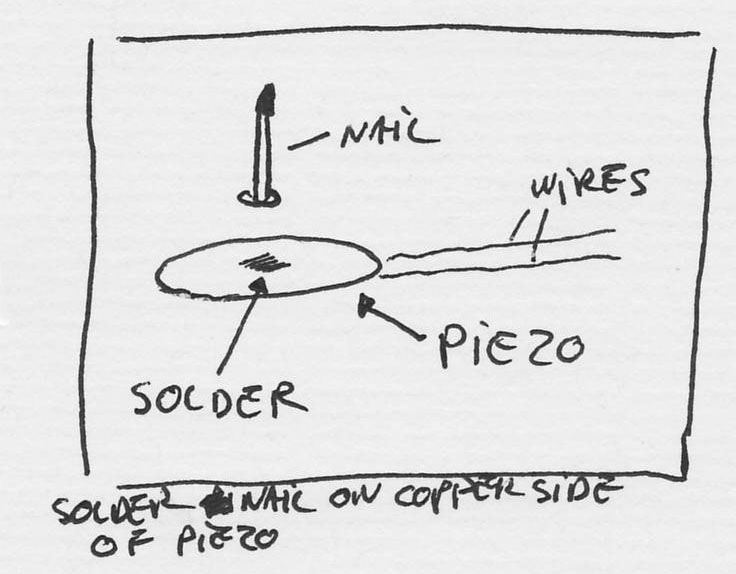 cheap, super-sensitive digitizing probe for cnc... harkman's probe