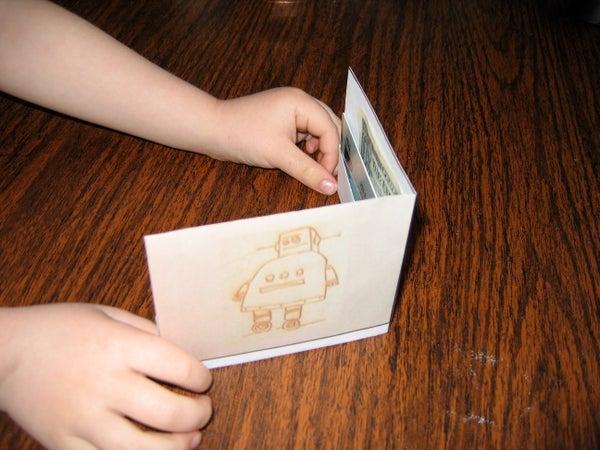 ILegal Paper Wallet