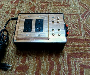 Plugduino - Arduino Based 120 Volt Outlet Controller