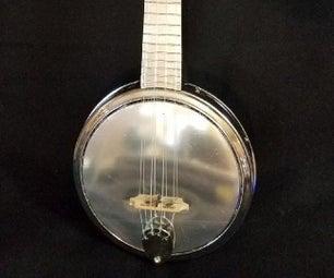 空间时代Mylar Diy Banjo Head