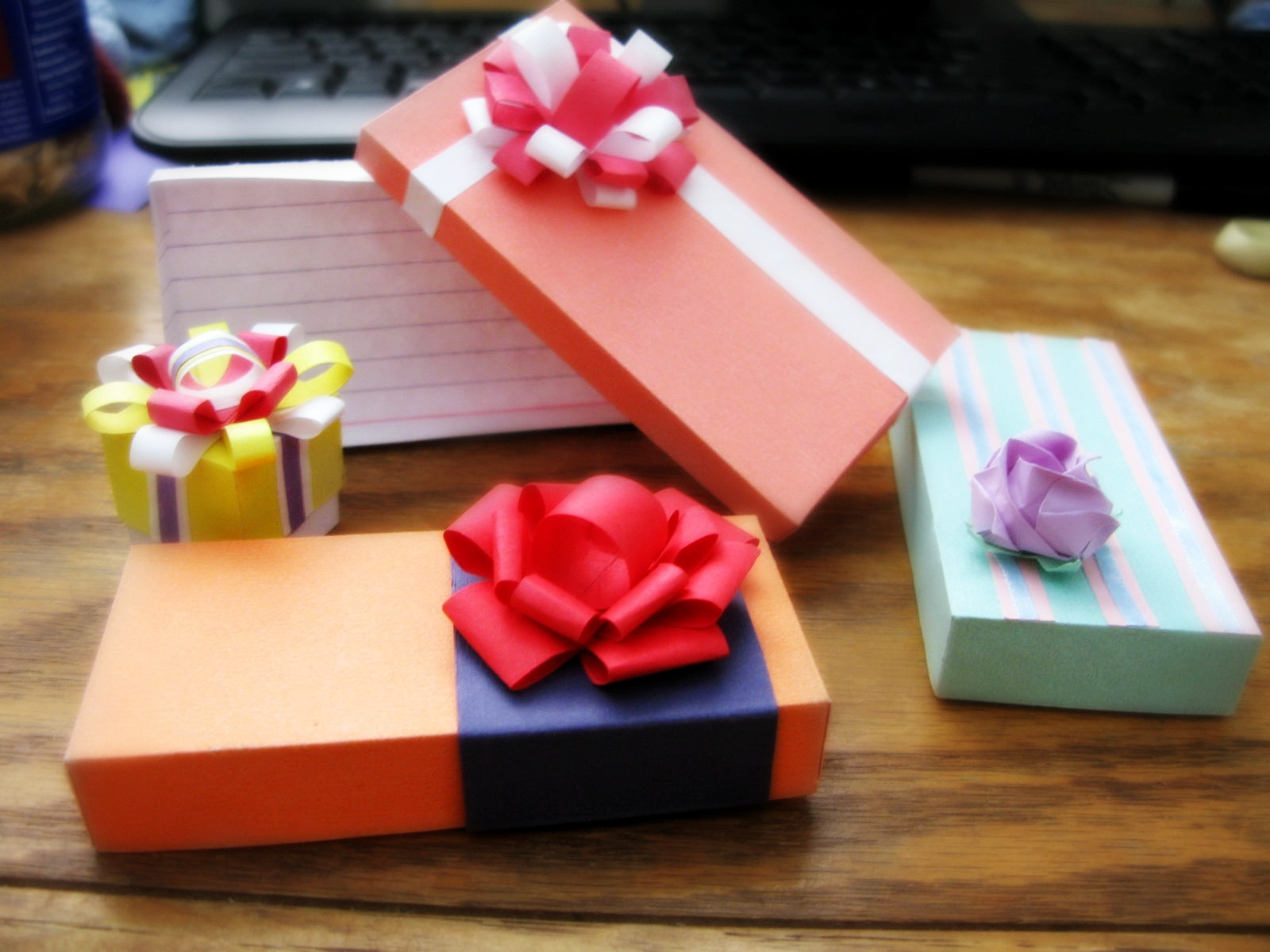 Quick & Easy Index Card Boxes