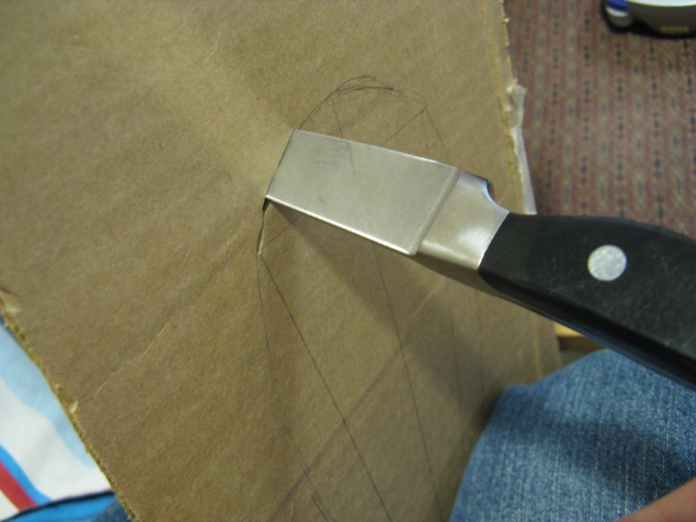 Plan and Cut the Coronal Slices