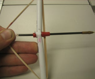 Bic Pen  Bow & Arrow