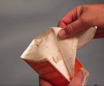 Peal Off Carton