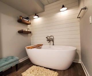 How to Build a Luxury Basement Bathroom