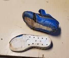So Your Kid Lost It's Soul. Shoe Repair.