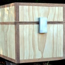How To: Real-life Wooden Minecraft Chest!!!