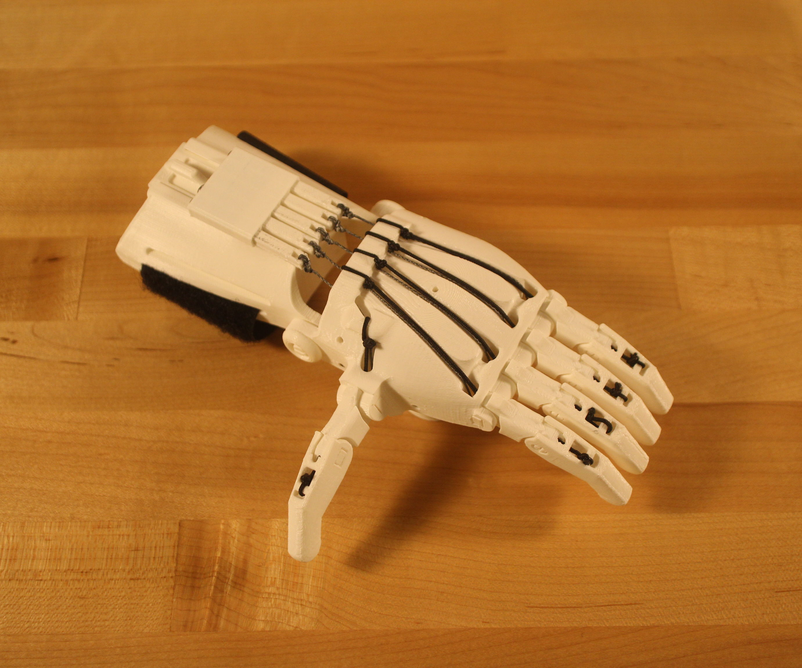 Assembly of e-NABLE's Raptor Reloaded Hand