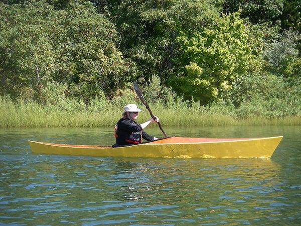 Making a Plywood Kayak