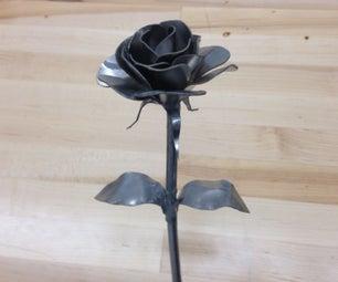 Steel Rose Workshop - Valentine's Day