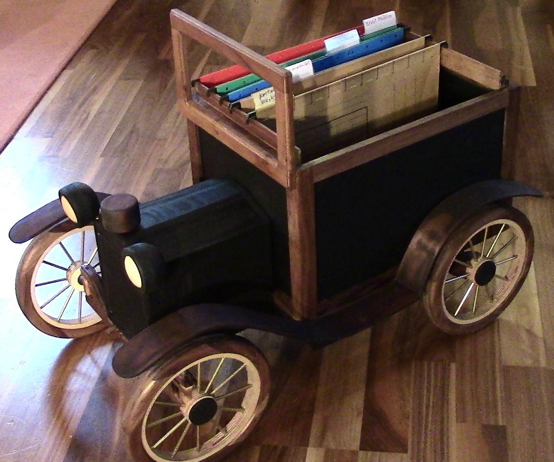 Little Car - Office Box